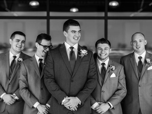 Jason and Mckenna's Wedding in Springfield, Illinois 158