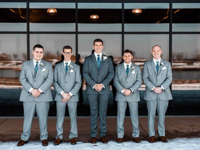 Jason and Mckenna's Wedding in Springfield, Illinois 159