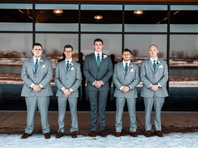 Jason and Mckenna's Wedding in Springfield, Illinois 160