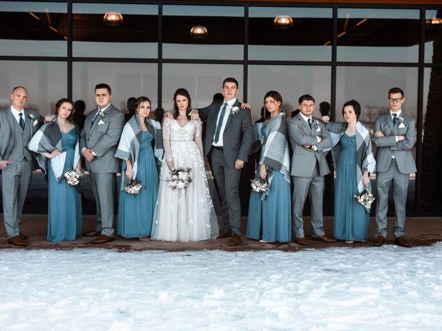 Jason and Mckenna's Wedding in Springfield, Illinois 162