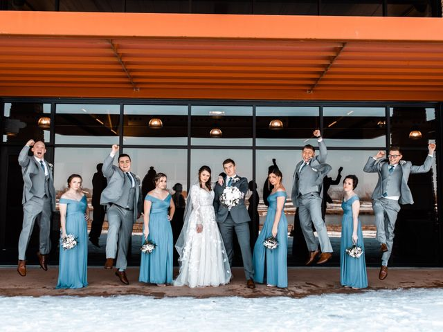 Jason and Mckenna's Wedding in Springfield, Illinois 163