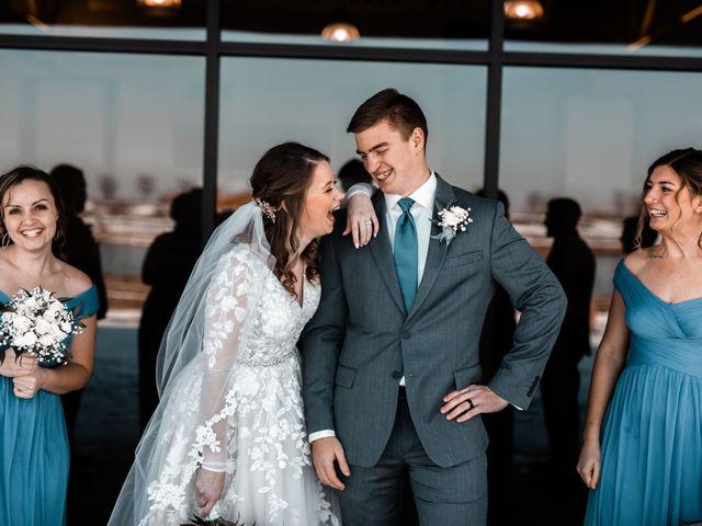 Jason and Mckenna's Wedding in Springfield, Illinois 164
