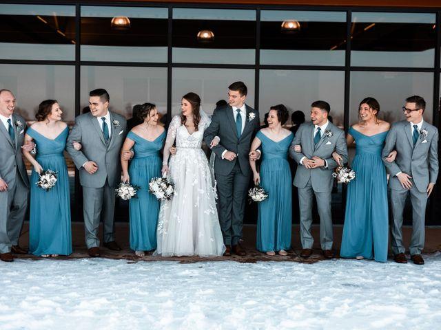 Jason and Mckenna's Wedding in Springfield, Illinois 168