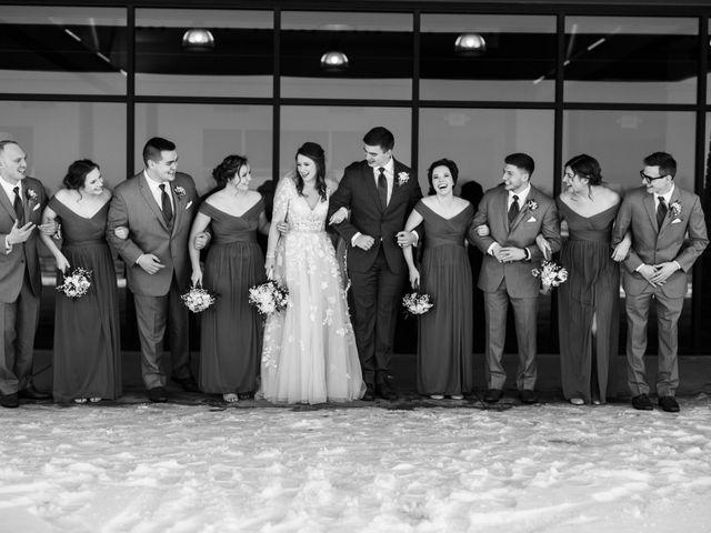 Jason and Mckenna's Wedding in Springfield, Illinois 169