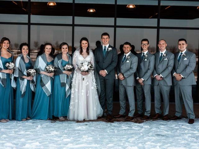 Jason and Mckenna's Wedding in Springfield, Illinois 170