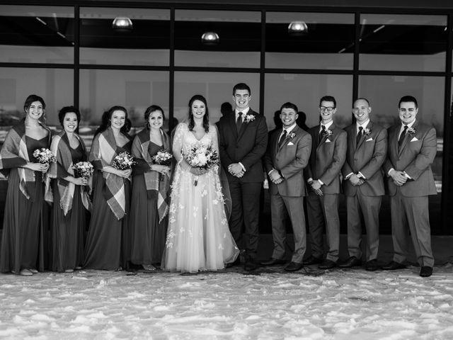 Jason and Mckenna's Wedding in Springfield, Illinois 171