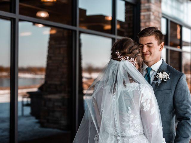 Jason and Mckenna's Wedding in Springfield, Illinois 177