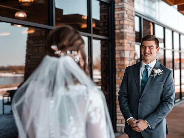 Jason and Mckenna's Wedding in Springfield, Illinois 178