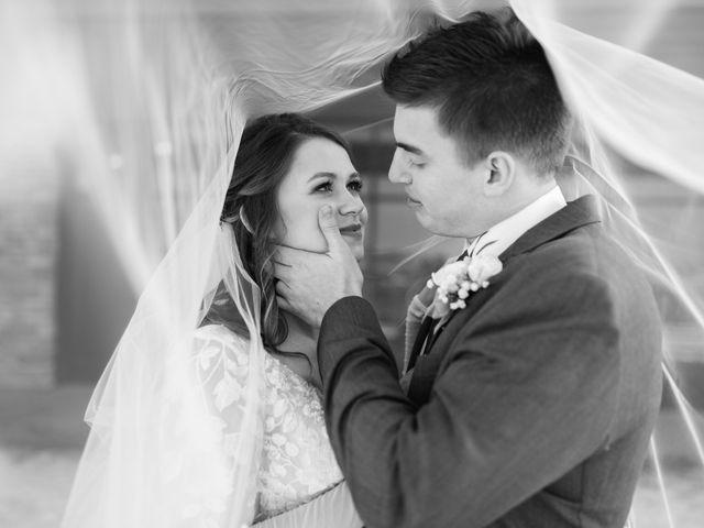 Jason and Mckenna's Wedding in Springfield, Illinois 190