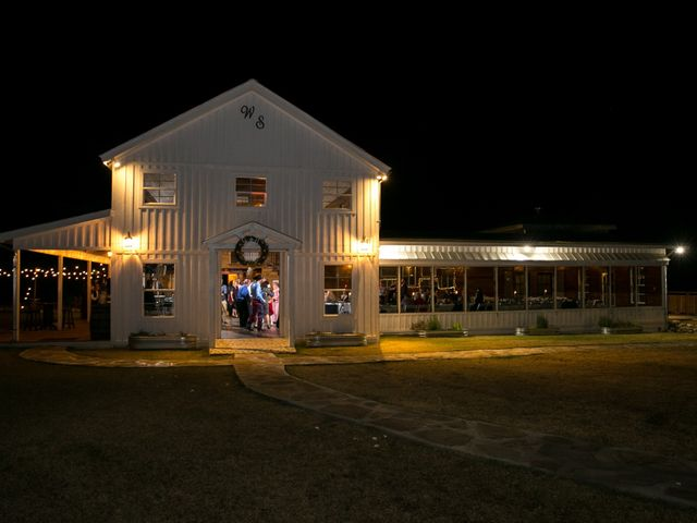 Gabi and Hunter's Wedding in Dripping Springs, Texas 1