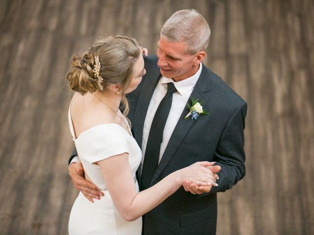Gabi and Hunter's Wedding in Dripping Springs, Texas 6