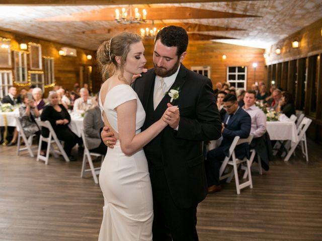 Gabi and Hunter's Wedding in Dripping Springs, Texas 7