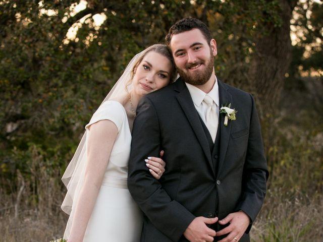 Gabi and Hunter's Wedding in Dripping Springs, Texas 8