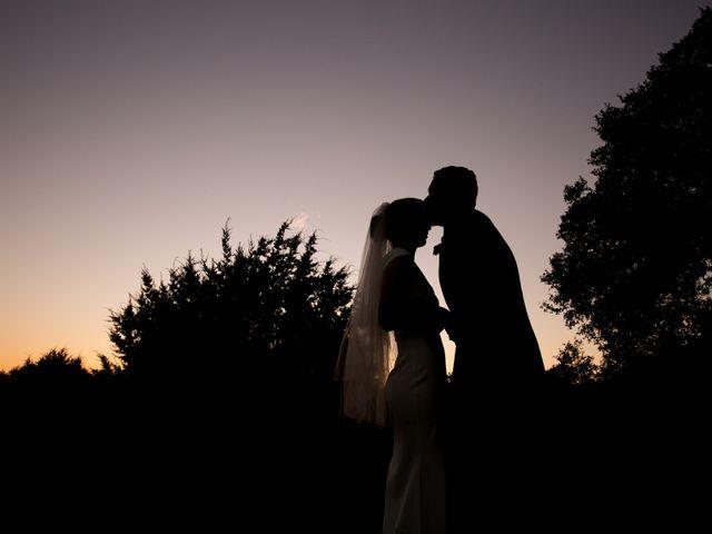 Gabi and Hunter's Wedding in Dripping Springs, Texas 10