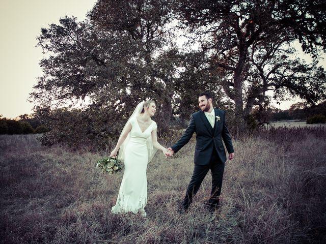 Gabi and Hunter's Wedding in Dripping Springs, Texas 11