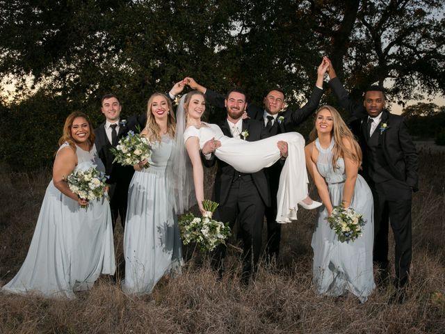 Gabi and Hunter's Wedding in Dripping Springs, Texas 12