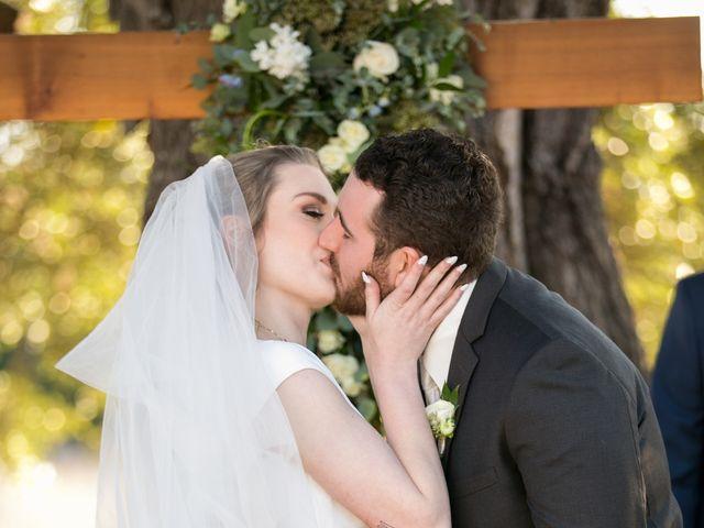Gabi and Hunter's Wedding in Dripping Springs, Texas 13