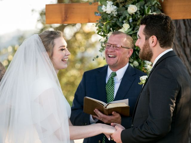 Gabi and Hunter's Wedding in Dripping Springs, Texas 15