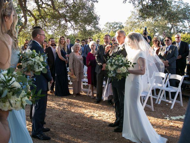 Gabi and Hunter's Wedding in Dripping Springs, Texas 16