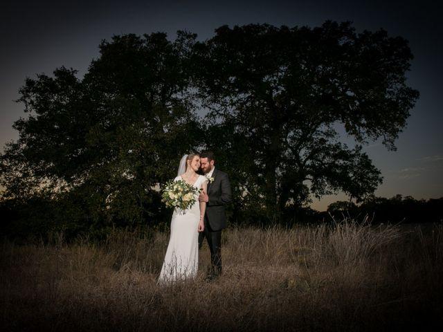 Gabi and Hunter's Wedding in Dripping Springs, Texas 2