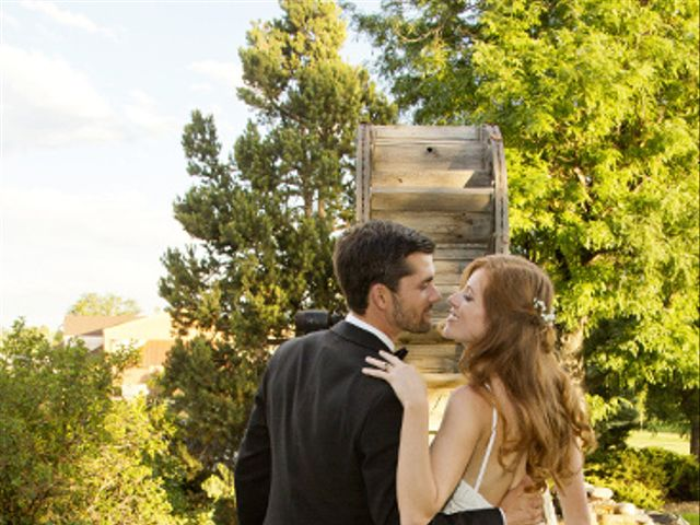 Drew and Charlotte's Wedding in Broomfield, Colorado 7
