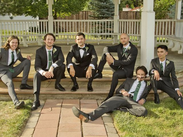 Drew and Charlotte's Wedding in Broomfield, Colorado 18