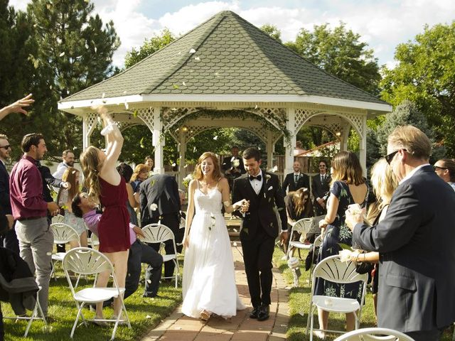 Drew and Charlotte's Wedding in Broomfield, Colorado 19