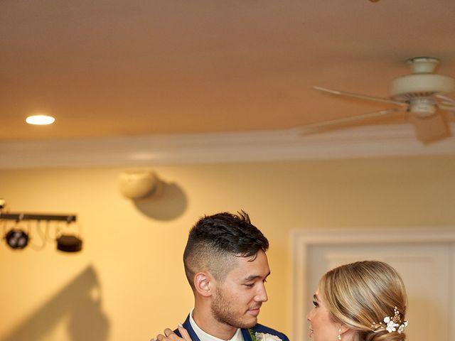 Josh and Brittany's Wedding in Richmond, Virginia 6