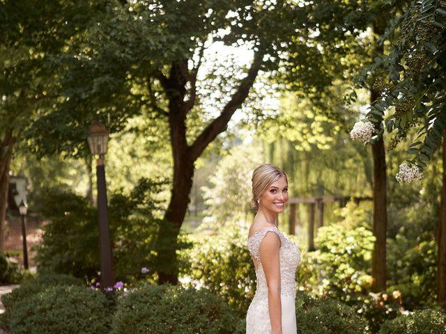 Josh and Brittany's Wedding in Richmond, Virginia 10