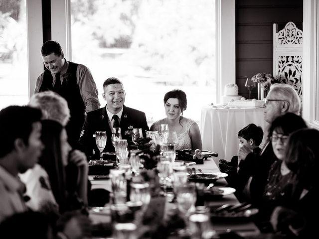 Samantha and Clinton's Wedding in Jekyll Island, Georgia 13