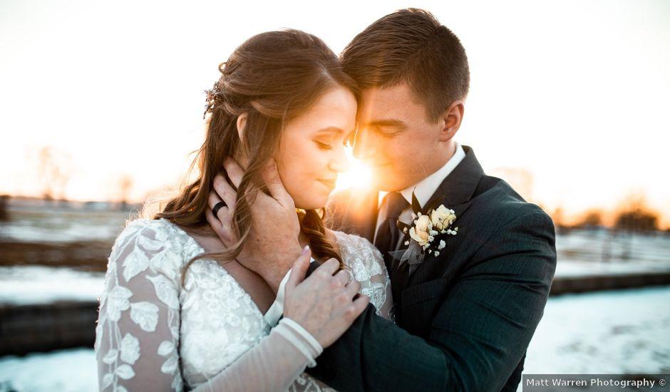 Jason and Mckenna's Wedding in Springfield, Illinois