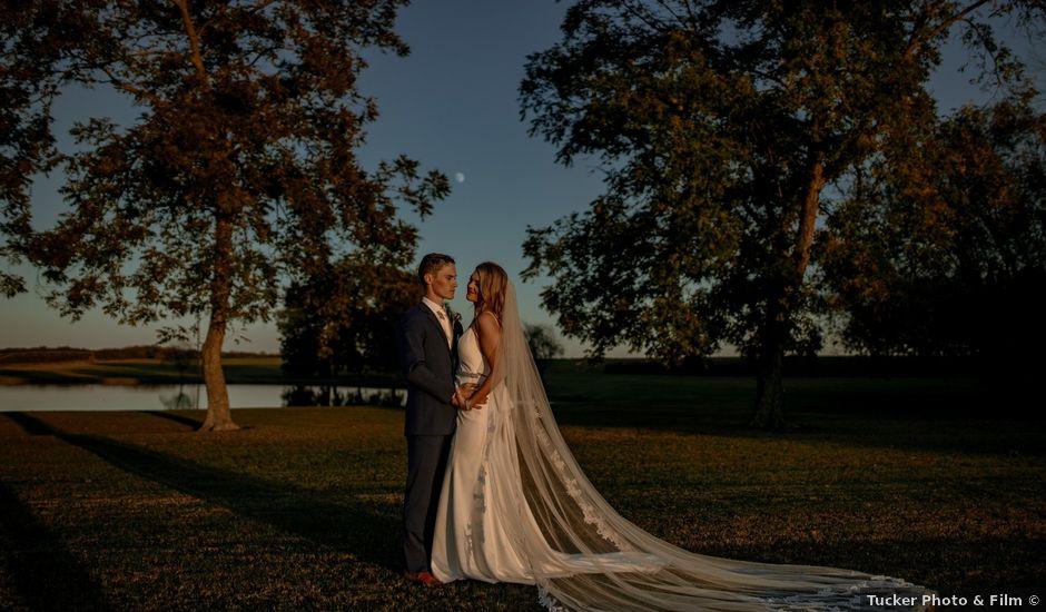 Elias and Luaren's Wedding in Pineview, Georgia