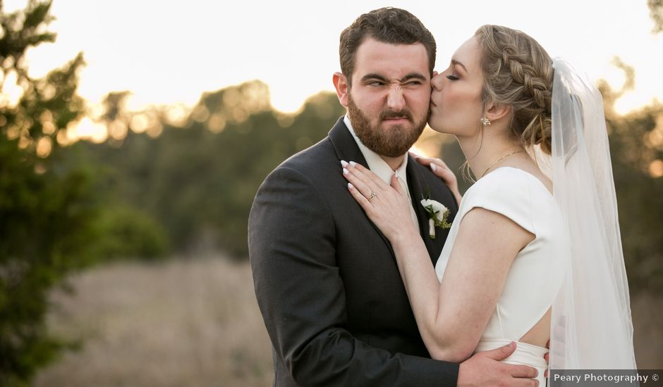 Gabi and Hunter's Wedding in Dripping Springs, Texas