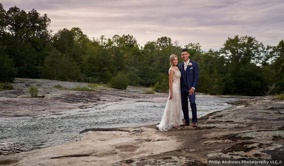 Josh and Brittany's Wedding in Richmond, Virginia