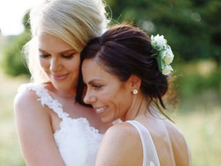 The wedding of Kate and Ashlee 1