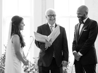 Dave and Hannah's Wedding in New York, New York 3