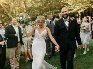 The wedding of Joe and Kate 2