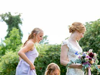 The wedding of Halli and Alex 1