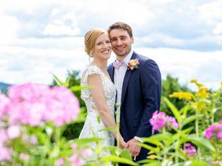 The wedding of Halli and Alex