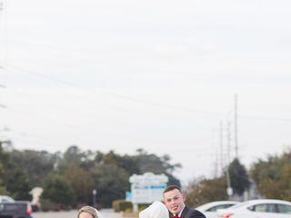 The wedding of Brianna  and Sawyer  3