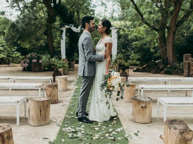 The wedding of Filipa and Francisco