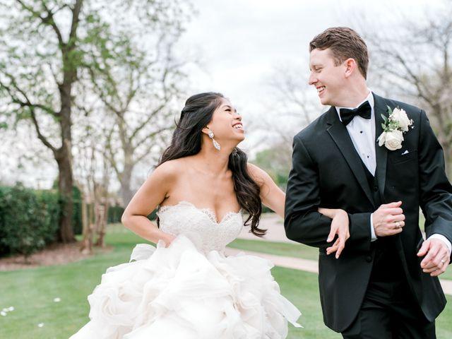 The wedding of Maegan and Corey