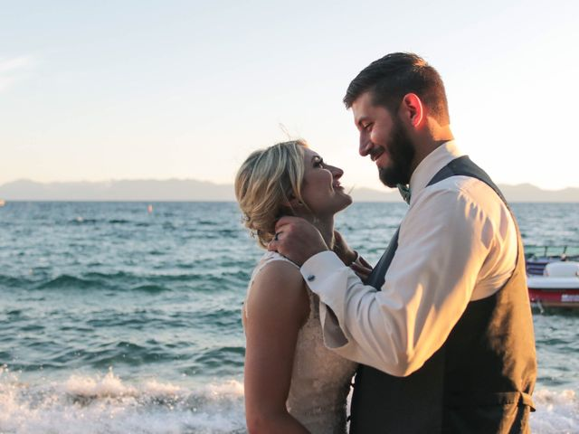 Alex and Melissa's Wedding in Incline Village, Nevada 1