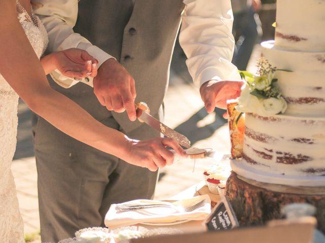 Alex and Melissa's Wedding in Incline Village, Nevada 8