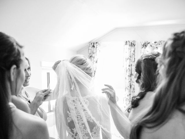 Alex and Melissa's Wedding in Incline Village, Nevada 9