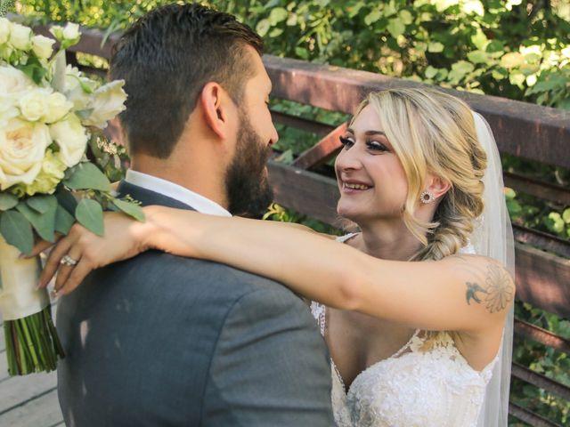 Alex and Melissa's Wedding in Incline Village, Nevada 10