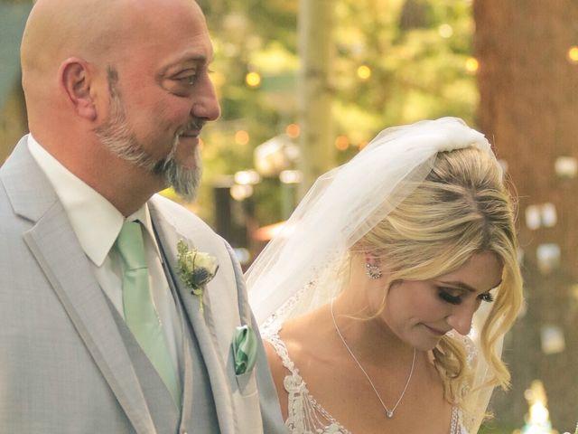 Alex and Melissa's Wedding in Incline Village, Nevada 12