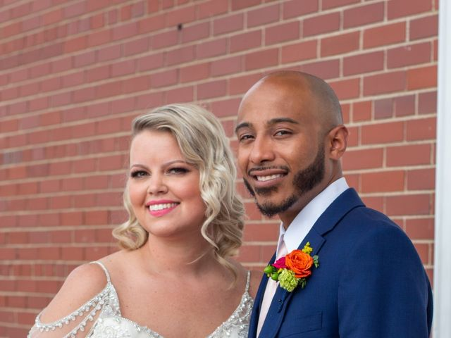 Jackie and Alberto's Wedding in Homewood, Illinois 3