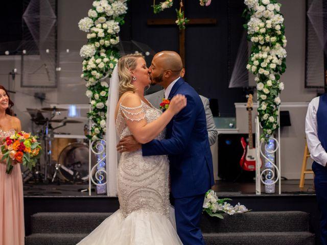 Jackie and Alberto's Wedding in Homewood, Illinois 9