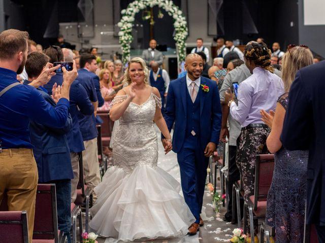 Jackie and Alberto's Wedding in Homewood, Illinois 10